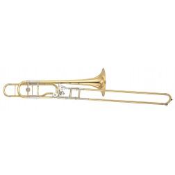 Trombone in Sib/FA Yamaha YSL-882O laccato ritorta aperta