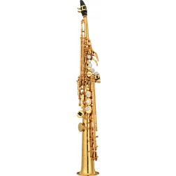 YSS-82ZR Yamaha sax soprano in Sib laccato color oro