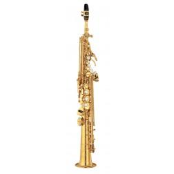 YSS-875EX HG Yamaha sax soprano in Sib serie Custom EX laccato color oro