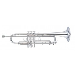 Tromba in Sib Yamaha YTR-8310ZS argentata