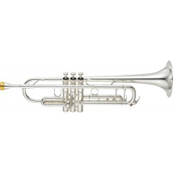 Tromba in Sib Yamaha YTR-8345S argentata