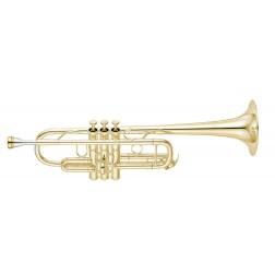 Tromba in Do YamahaYTR-8445 laccata trasparente