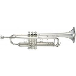 Tromba in Sib Yamaha YTR-9335CHS argentata serie Xeno Artist Model