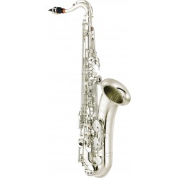 YTS-480S Yamaha sax tenore in Sib argentato