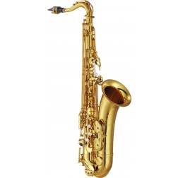 YTS-62 II Yamaha sax tenore in Sib laccato color oro