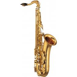 YTS-875EX Yamaha sax tenore in Sib serie Custom EX laccato color oro