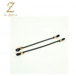 Fascette ZC040-OT Zac Ligature per chiusura legatura clarinetto Sib