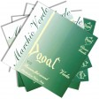 """Corde Viola Dogal linea Verde V22C set 12"""" - cm 30,5"""