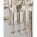 Tuba in Mib Besson 177 New Standard argentata mod. BE177-2-0 USATA