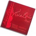 LA (A) Vivaldi Dogal T81/2 in alluminio