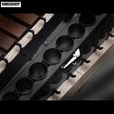 Marimba Vancore mod. CCM 4012 Sistema di serraggio risonatore