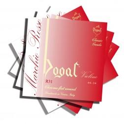 Corde Violino Dogal linea Rossa R 31 set 3/4, 4/4