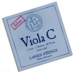 Corda Viola DO (C) Larsen tensione forte fibre core