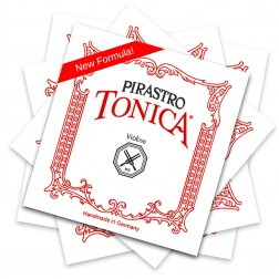 Corde Violino Tonica Pirastro set New Formula 4/4