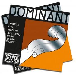 Corda per violino SOL Dominat Thomastik tensione media