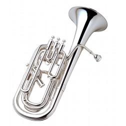 Flicorno tenore in Sib Yamaha YBH-621S argentato