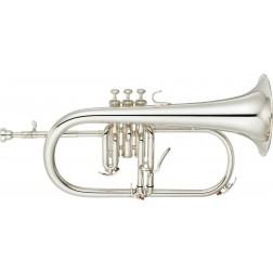Flicorno soprano in Sib  Yamaha YFH-8315GS argentato