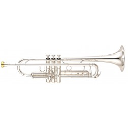 Tromba in Sib Yamaha YTR-8345GS argentata